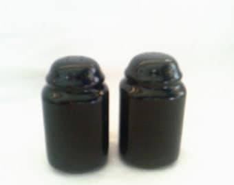Salt and Pepper Shakers Mikasa CE700/CF700 Basic Black