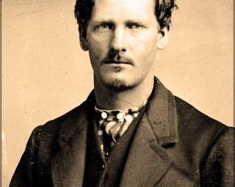 24x36 Poster; Wyatt Earp