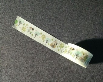 Happy Couple Washi Tape