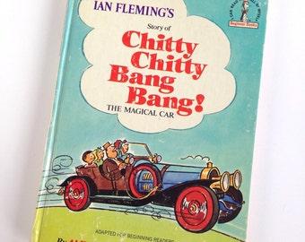 1968 Chitty Chitty Bang Bang Hardcover