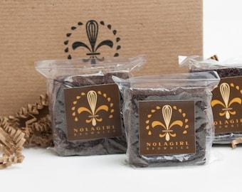 12-pack Dark Chocolate Brownies