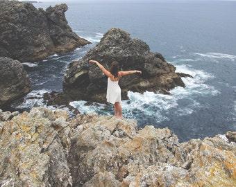 Hortense on the island