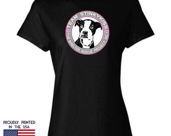 Save Nadia Wowan's T-Shirt Design 6 StinkyKiss Project