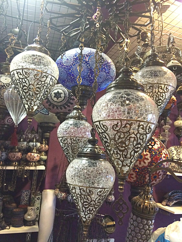 Lampade Vetro Marocchine ~ Ispirazione design casa