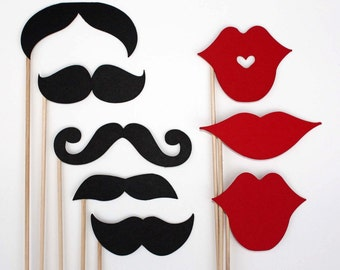 Photo Booth Props