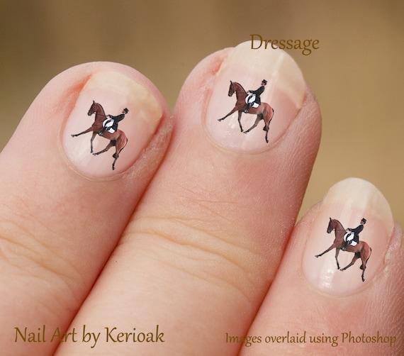 - Behind The Bit: Dressage Nail Art!