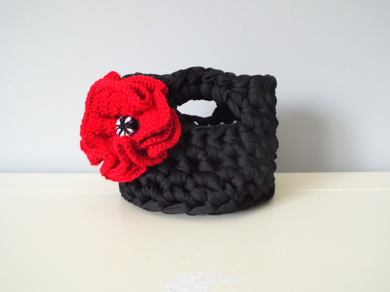 crochet basket home decor crochet by crochettoyscorner on etsy
