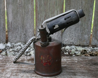 British Monitor No 26 Paraffin Oil Blow Torch