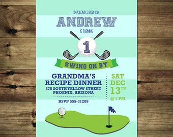 Golf Birthday Invitation Bday_inv_050