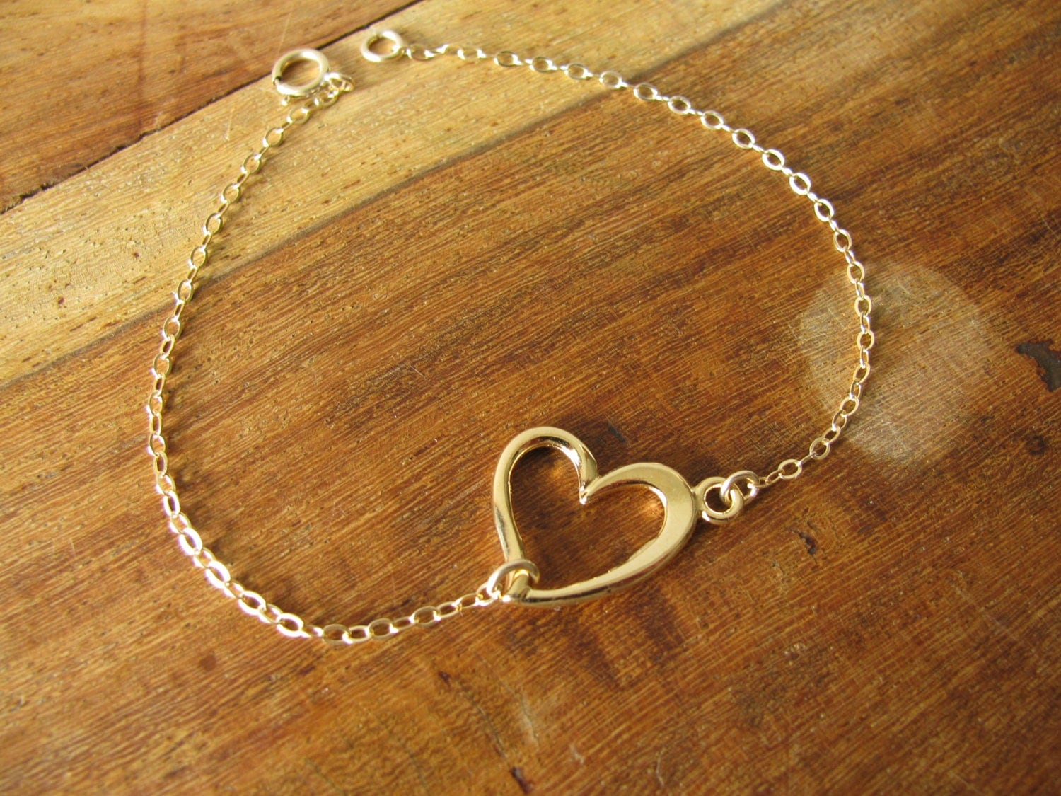 delicate gold for minimalist simple fullxfull bracelet her jewelry tfgk dainty filled gift p layering il