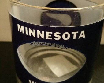 Minnesota Vikings Glass