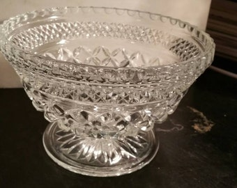Wexford Glass bowl Candy Dish