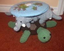 Terry Pratchett's  Discworld Crochet Pattern