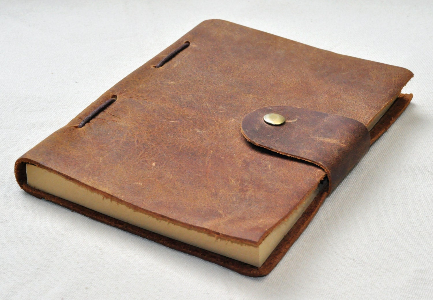 Personalized leather notebook Leather journal book gifts for