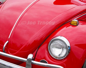 Classic Volkswagen Beetle, Automobile Photography, Classic Cars, Automotive Decor, Wall Art, Fine Art Print, Car Pictures, Old Cars