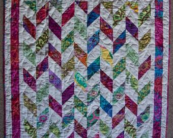 Cot quilt - Baby Splendour