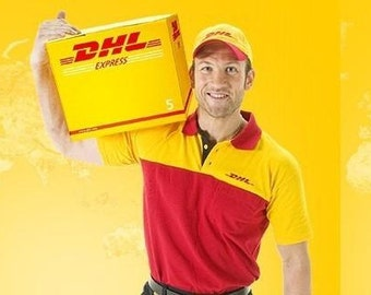 Shipping Upgrad------>DHL           Please leave your telephone number.  And some of area  is remote area, need extra cost.