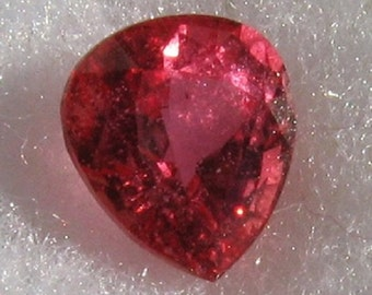 Natural sapphire padparadsha color 1.2 ct