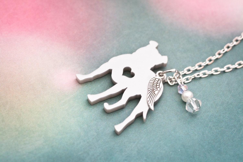 pitbull jewelry pitbull necklace pitbull