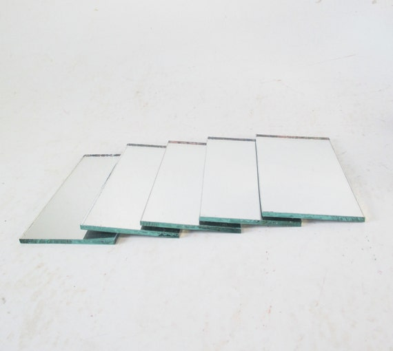 Small Mirror Pieces: Items Similar To Mirrors For Crafts