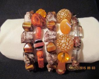 Vintage Vibes layered Bracelet