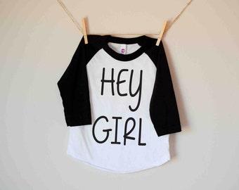 Hey Girl Tee
