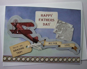 A Father's Day card for the adventurer