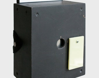 "camera obscura // Pinhole camera // Lochkamera // 4x5""// Prototype"