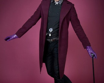 Costume Charlie from Charlie chocolate factory