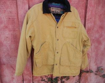 woodsman hunting jacket