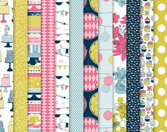 """Patio Party DSP Paper Share 6"""" x 6"""""""