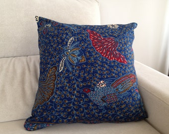 Malawi measured Cushion cover 50 x 50 cm