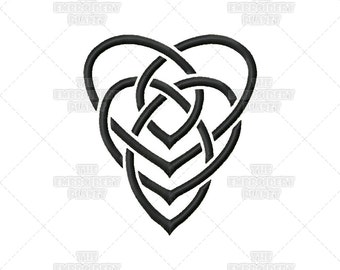 Celtic Motherhood Knot New Mom Gift Ideas Machine Embroidery Patterns Designs