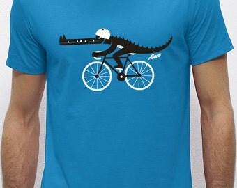 CROCO BIKER T-Shirt Boys