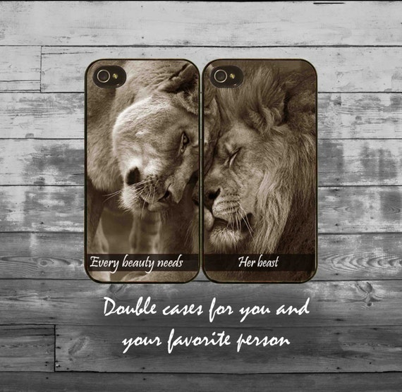 ... , iPhone 5/5S/5C, iPhone 6/6+ case- couple lovers double iPhone cases