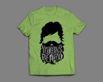 Yukons Beard Tee Shirt