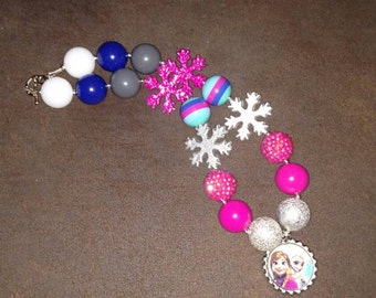 Chunky Frozen Necklace