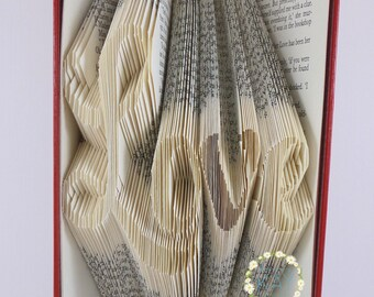 Love Book Folding Pattern - Instant Download PDF (219 Folds)