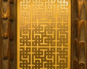 Golden Harvest Pattern