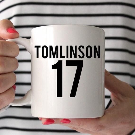 Coffee Mug Tomlinson 17 Mug - Louis Tomlinson