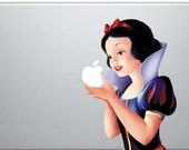 D125 Snow White Apple MacBook Vinyl Decal Sticker (11, 13, 15, & 17 inch Pro/Air/Retina)