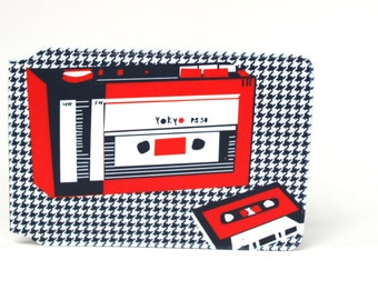 Travel Card Holder Walkman""