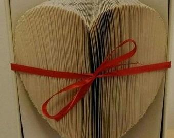 124 fold heart pattern