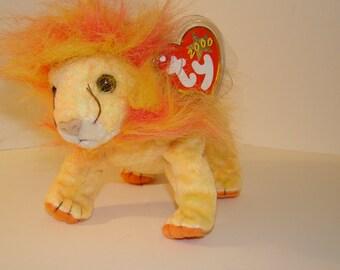 Bushy the Lion