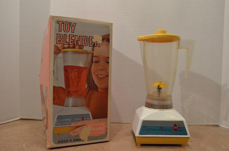 Toys At Sears : Sears vintage toy blender