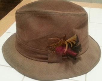 Vintage Stevens Hat
