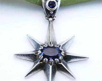 North Star pendant