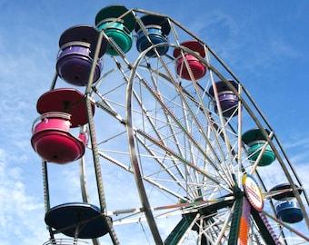 Ferris Wheel - Montreal, CA  2014