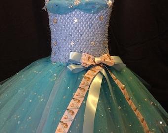 Sparkling Snowqueen dress