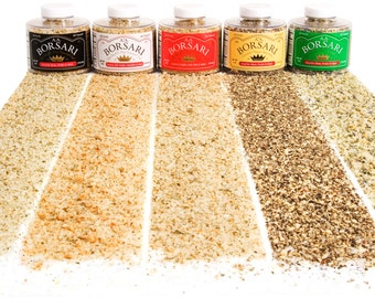 Borsari Artisan Seasoned Salts